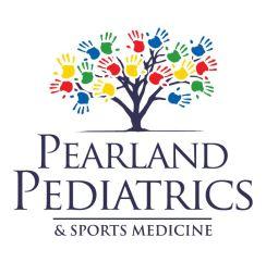 Pearland Pediatric logo