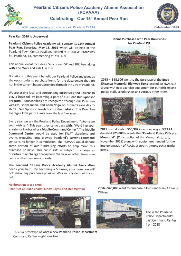 2019 pear run newsletter - png